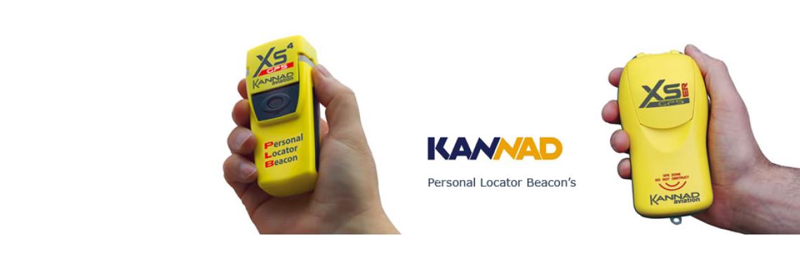 KANNAD Personal Locator Beacon's
